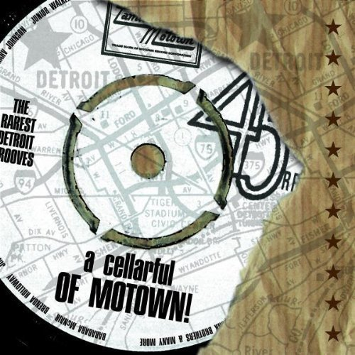 A Cellarful Of Motown -  Various Artists