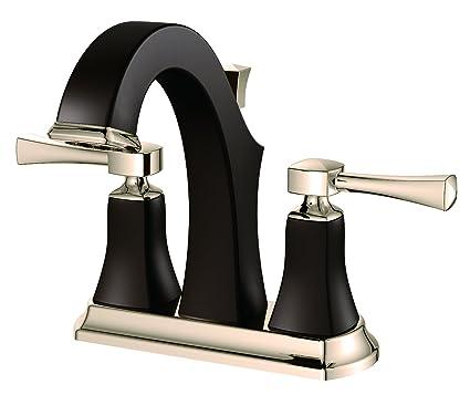 Amazon Com Ucore 4 Bathroom Faucet Black Home Kitchen