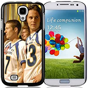 Easy Use,Unique Galaxy S4 Case Design with Tim Riggins Black Case for Samsung Galaxy S4 SIV S IV I9500 I9505