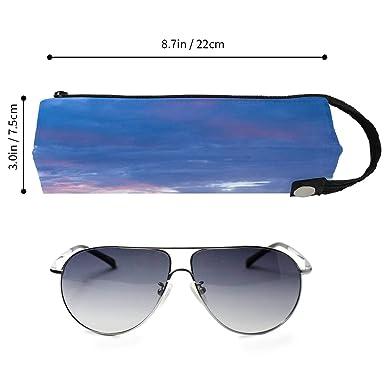 Amazon.com: Sundown - Estuche para gafas de verano, color ...