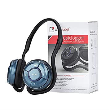 B-dio Inalámbrico Bluetooth Plegable Micrófonos Incorporados ...