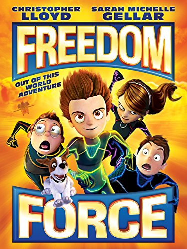 Freedom Force (Good Movie For Kids And Adults)