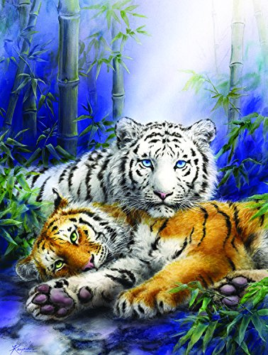 Always Together 300 Piece Jigsaw Puzzle by SunsOut