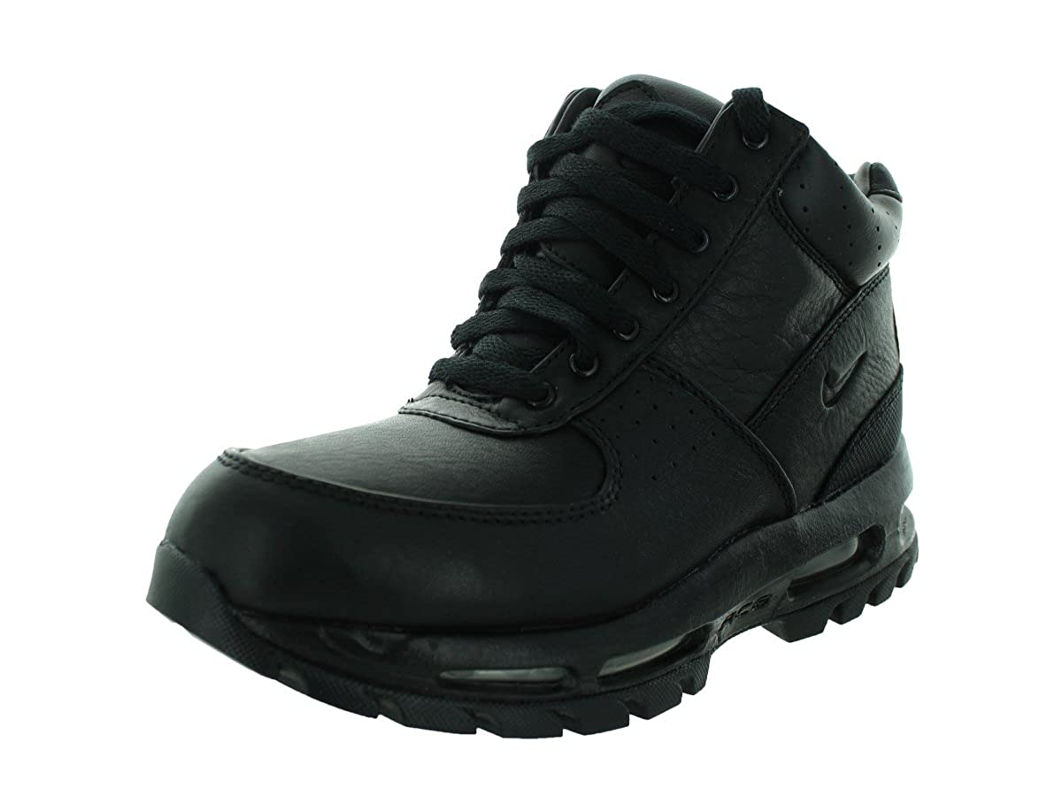 best service d9a74 a0eb0 Amazon.com   Nike Air Max Goadome ACG Youth US 5 Black Boot   Boots