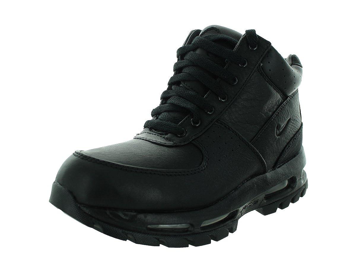 best service 1e118 e13d5 Amazon.com   Nike Air Max Goadome ACG Youth US 5 Black Boot   Boots