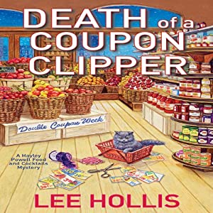 Death of a Coupon Clipper Audiobook