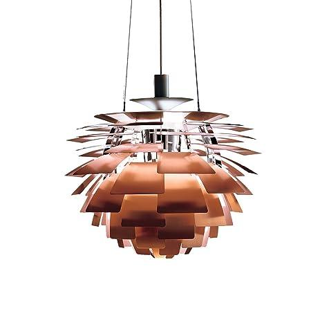 Amazon louis poulsen ph artichoke pendant lamp copper 189 in louis poulsen ph artichoke pendant lamp copper 189 in aloadofball Choice Image