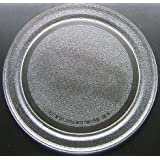 """SEARS / Kenmore Microwave Glass Turntable Plate / Tray 16 """" 3390W1A017A"""