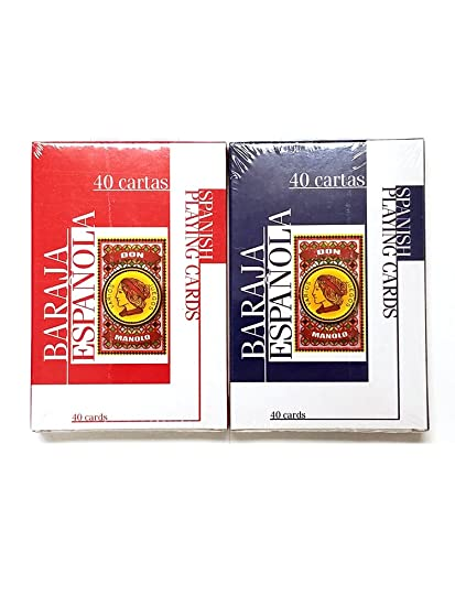 Amazon.com: Bicycle Don Manolo Spanish Suite Playing Cards ...