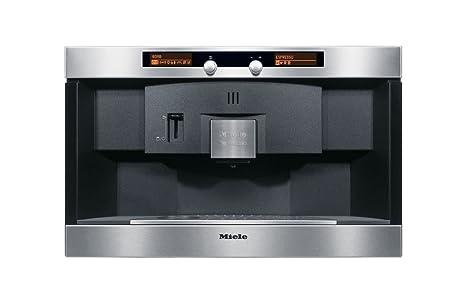 Miele CVA 2660 Integrated Nespresso Machine Máquina espresso 1.5L - Cafetera (Máquina espresso,
