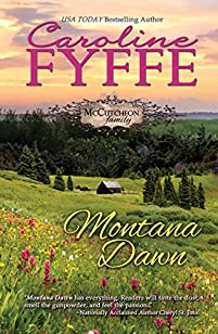 Montana Dawn by Caroline Fyffe ebook deal