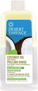 product image for Coconut Oil Dual Phase Pulling Rinse - 8 fl oz