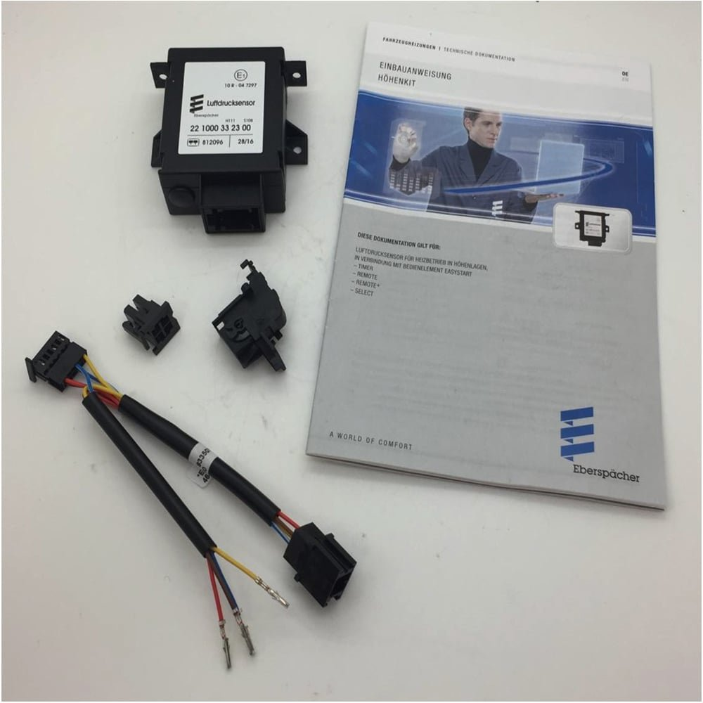 Amazon com: Eberspacher Espar Airtronic and Hydronic heater