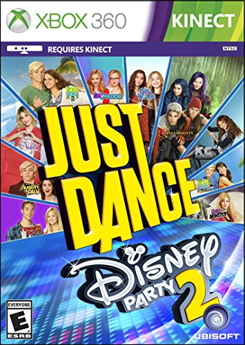 [Just Dance Disney Party 2 - Xbox 360 Standard Edition] (Guy Dance Costumes)