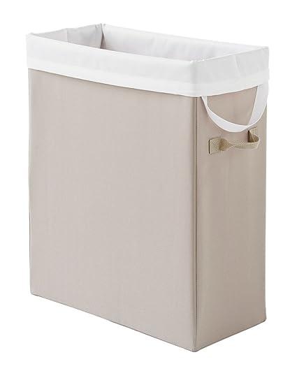 Neatfreak Slim Space Saving Laundry Hamper Amazonca Home Kitchen