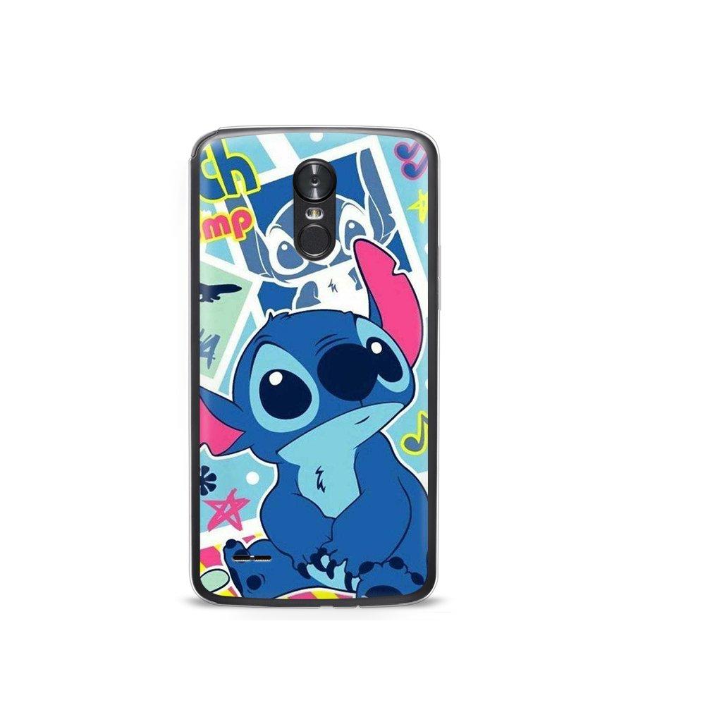 GSPSTORE LG STYLO 3 case Lilo & Stitch Cartoon Cute Case Protector Cover for LG Stylo 3/Stylo 3 Plus/LG LS777#10