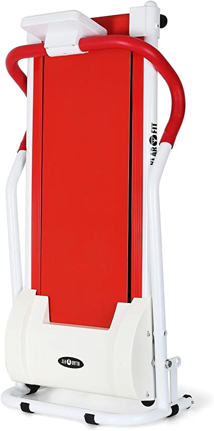 Klarfit Treado Basic, rojo: Amazon.es: Deportes y aire libre