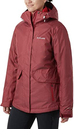 Columbia Women's Emerald Lake Ii Interchange Jacket
