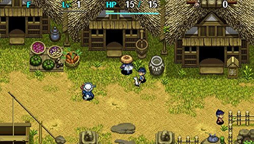 Shiren The Wanderer: The Tower of Fortune and the Dice of Fate - PlayStation Vita by Aksys (Image #10)