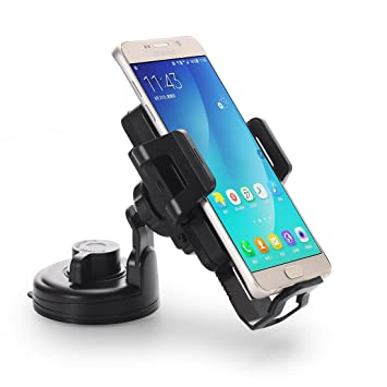 itorrent Cargador inalámbrico Qi Vehículo montado C1 para Samsung Galaxy S6 S6 Edge LG G4 G3 G2, Nexus 4 5, Nokia 920