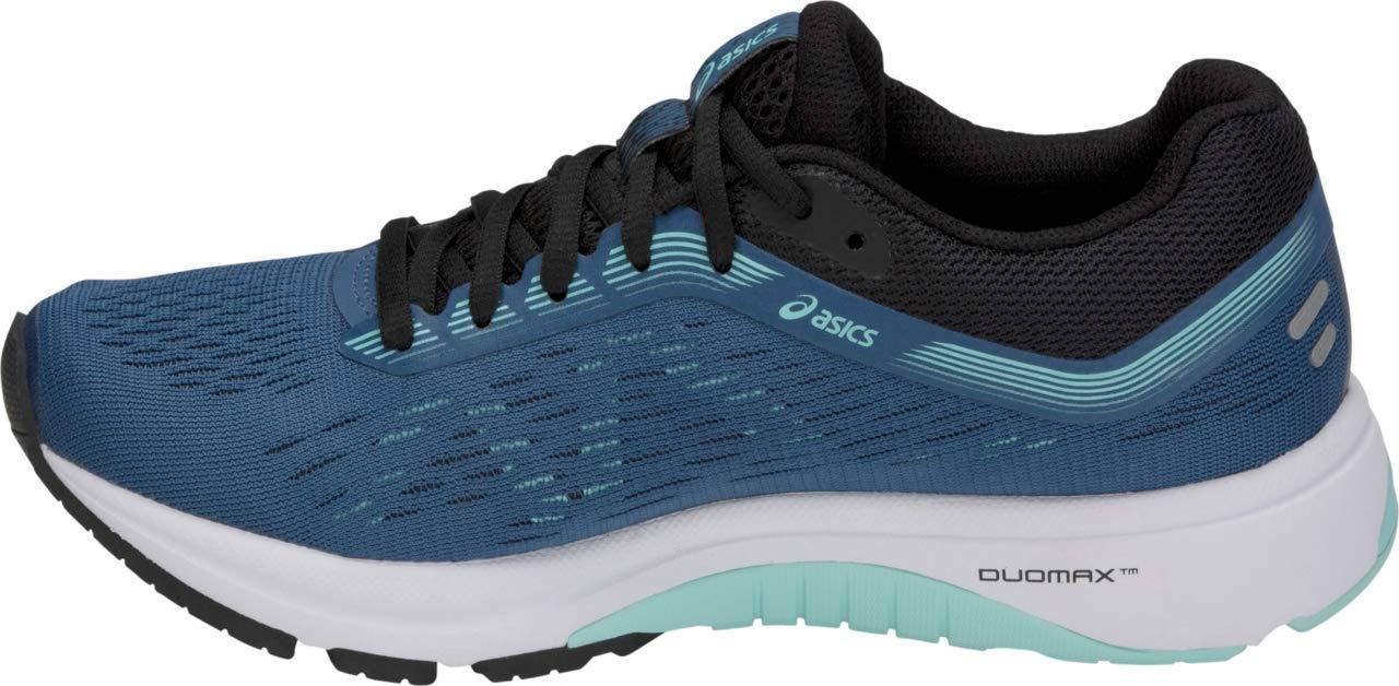 ASICS GT-1000 7 Women's Running Shoe, Grand Shark/Black, 5.5 W US by ASICS (Image #2)