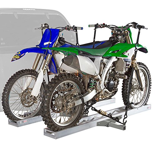 Rage Powersports AMC-600-2 Double Motocross Dirt Bike Carrier Rack ,1 Pack