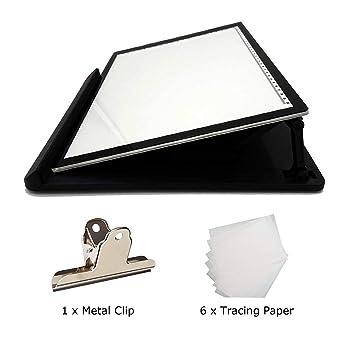 Amazon.com: Tabla traslúcida con luz LED de Huion ...