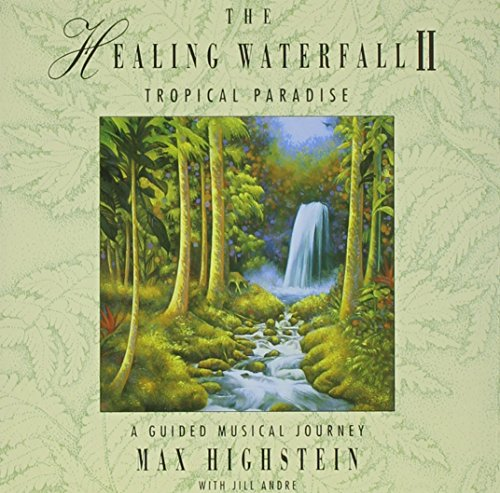 Paradise Falls Waterfall (The Healing Waterfall II: Tropical Paradise)