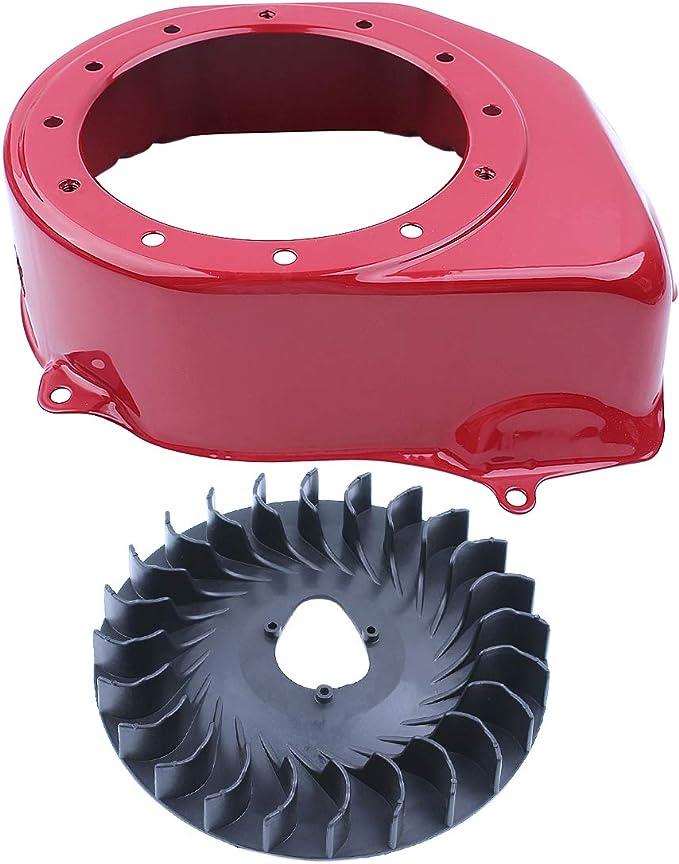 Nouveau refroidissement volant fan de pièces pour HONDA GX200 Moteur GX160 6.5HP 5.5HP