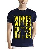ADRO PUBG Fan Printed Cotton T-Shirt