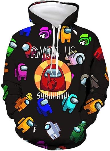 HERSESI Youth Pullover Hooded Sweatshirts Kids Hoodie for Teen Boys Girls
