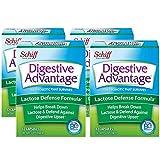 Digestive Advantage Lactose Intolerance Caplets, 32 caplets by Schiff/Bio Foods (Pack of 4)