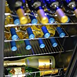 newair awc 270e 27 bottle compressor wine cooler