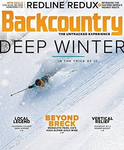 Large Product Image of Backcountry Magazine