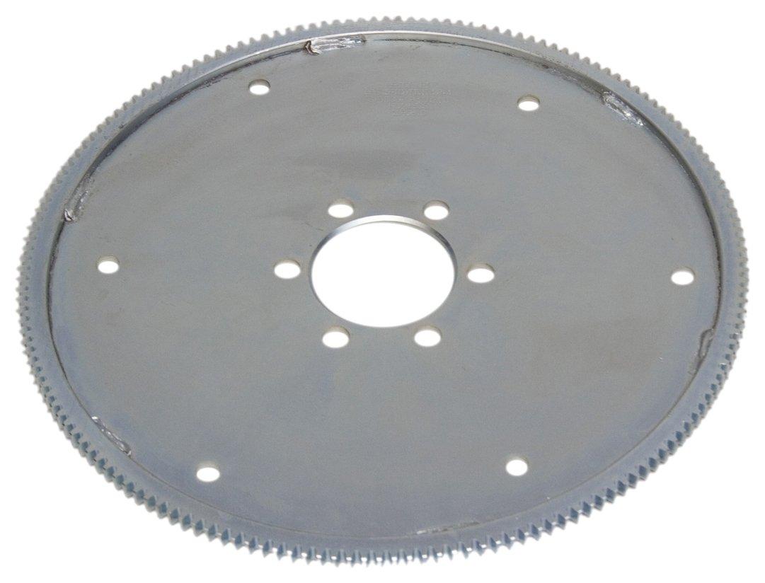 PRW 1845503 Xtreme Duty SFI-Rated Neutral Balance 166 Teeth Steel Flexplate for Pontiac 326-455