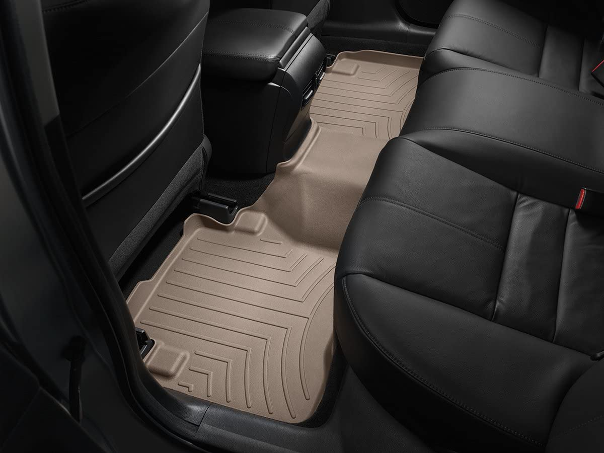 WeatherTech Custom Fit Rear FloorLiner for Ford Expedition Grey