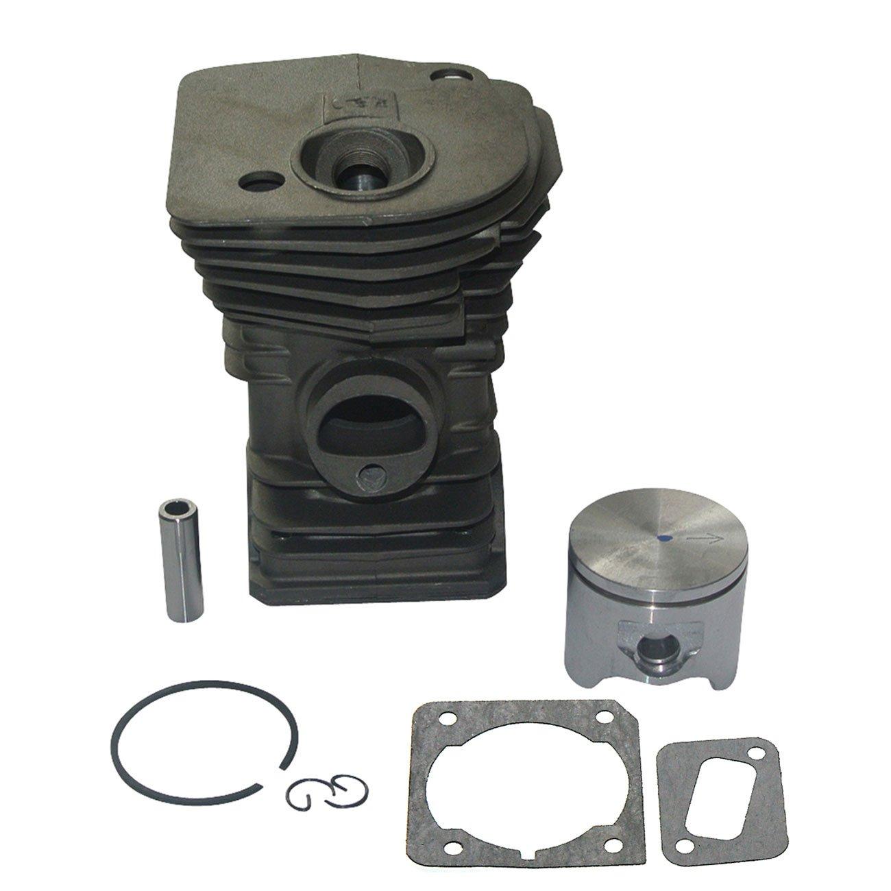 JRL Cylindre Moteur kit pour Husqvarna 340 345 tronç onneuse 42 mm Huang Machinery