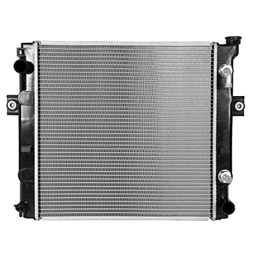 SCITOO Truck Radiator 2209-002 fits for Toyota Forklift F7 Series with Warranty