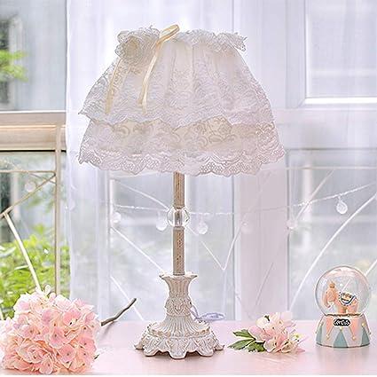 Amazon com: RXY-LAMP Girl Heart Princess Girl Cute Lace Warm