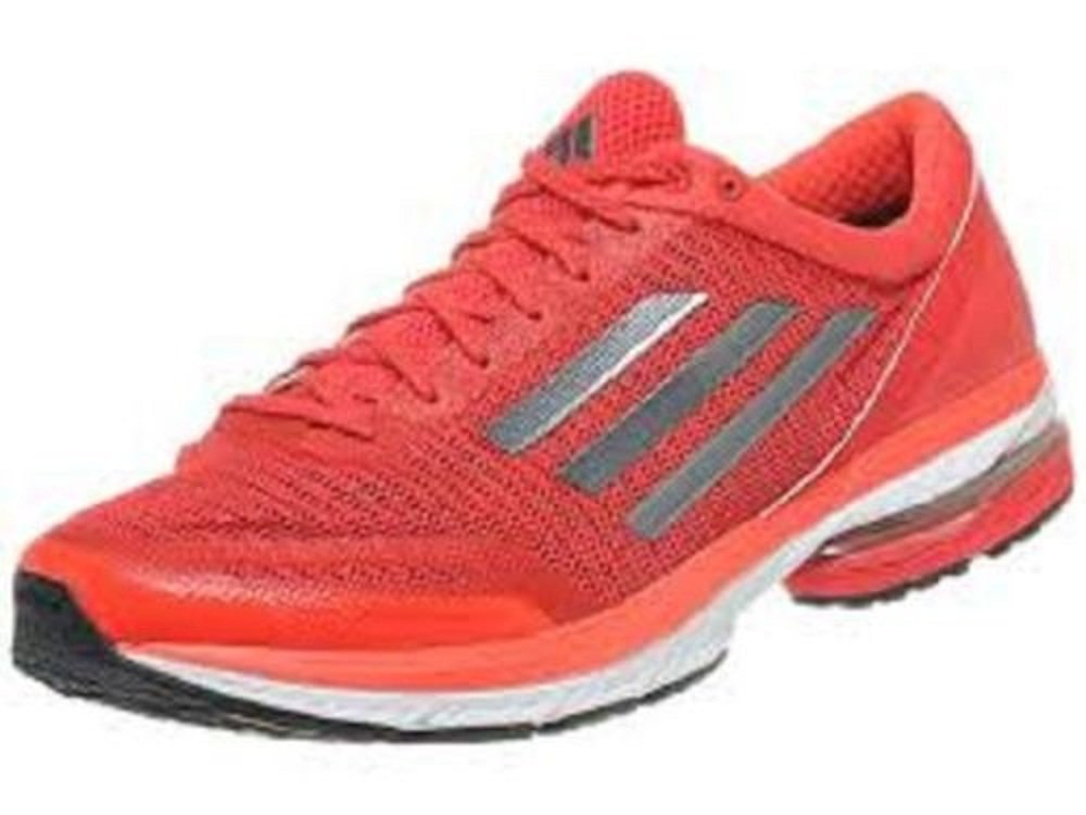 wholesale dealer fa057 3fab2 adidas Adizero Aegis 3 M Uomo Scarpe da Corsa, Red, 7 UK  Amazon.it  Sport  e tempo libero