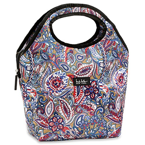 nicole-miller-of-new-york-13-insulated-lunch-tote-indigo-blue-paisley