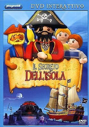 Playmobil - Il Segreto Dell'Isola [Italia] [DVD]