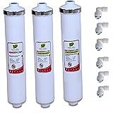 Hi-Tech Water Purifier Filter Set For Any Water Purifier 10 Inch