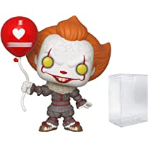 Vinyl New in stock IT Chapter Two Pennywise with Skateboard Pop