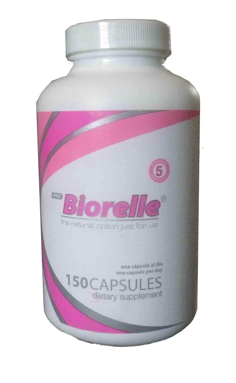 Biorelle (150 Capsules - 5 Meses De Tratamiento)