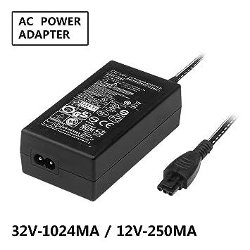 Amazon.com: deyf Impresora 32 V 1024 Ma/12 V 250 mA AC/DC ...