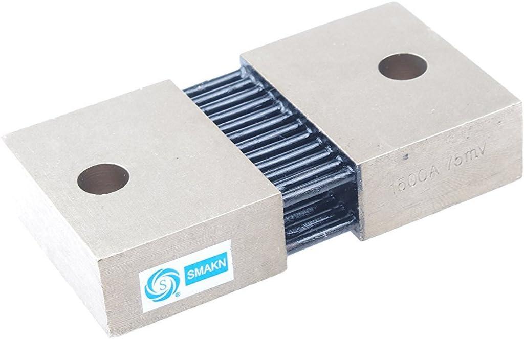 SMAKN /®1500A//75mV DC Current Measure Divider Shunt for AMP Meter