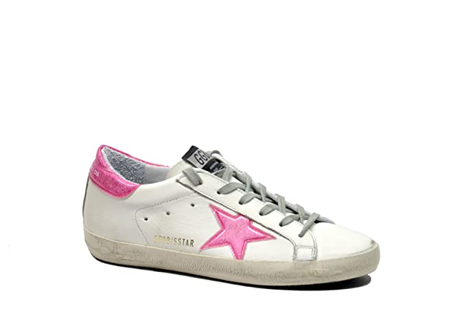 Golden Goose Superstar Fucsia