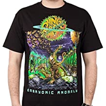 ill Rock Merch Rings of Saturn Embryonic Anomaly T-Shirt
