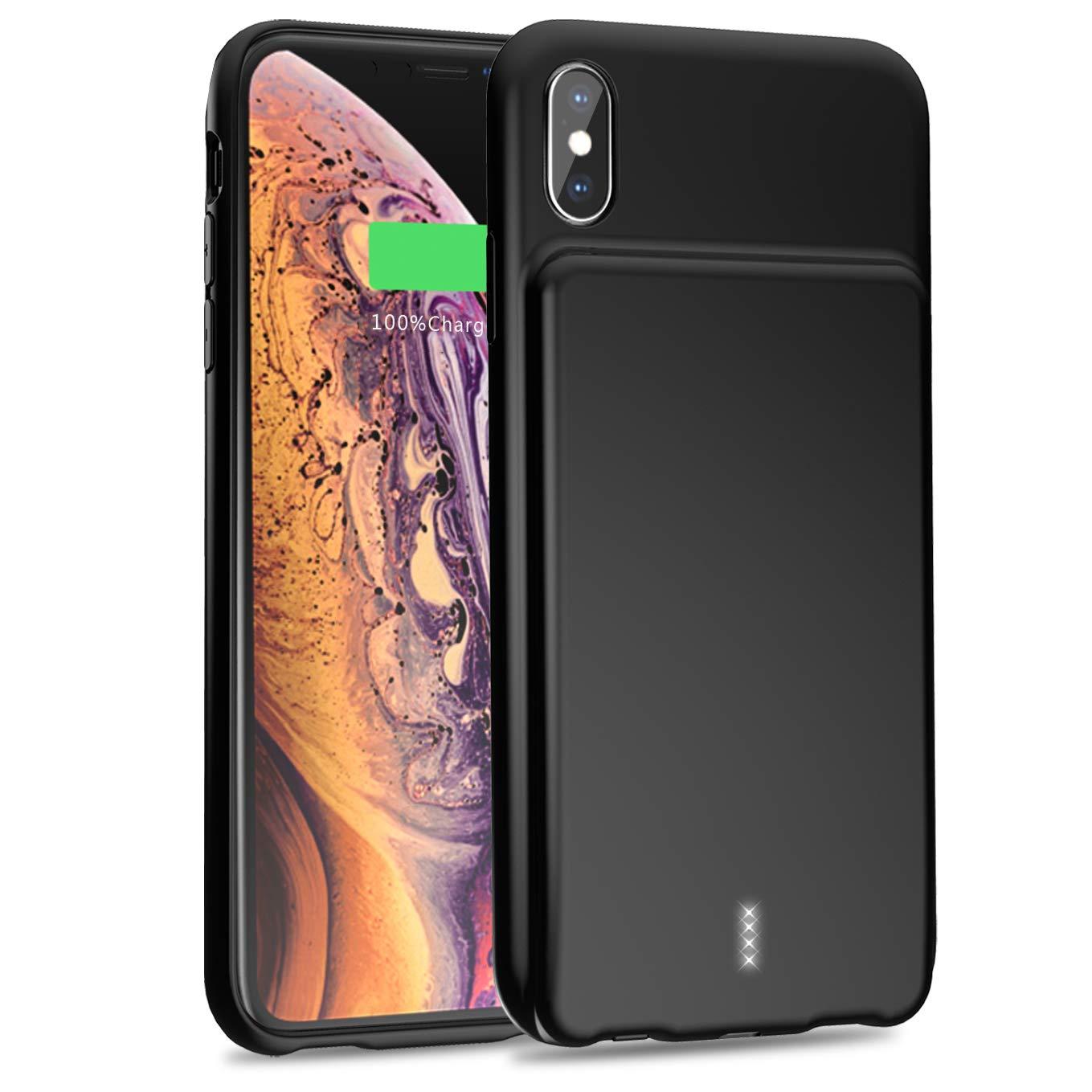 Funda Con Bateria de 5000mah para Apple Iphone Xs Max YISHDA [7LCJ8Q62]